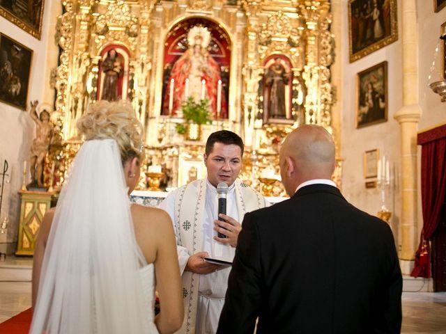 La boda de Vito y Cristina en Guillena, Sevilla 59
