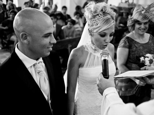 La boda de Vito y Cristina en Guillena, Sevilla 61