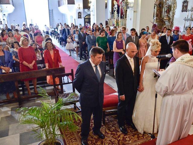 La boda de Vito y Cristina en Guillena, Sevilla 68