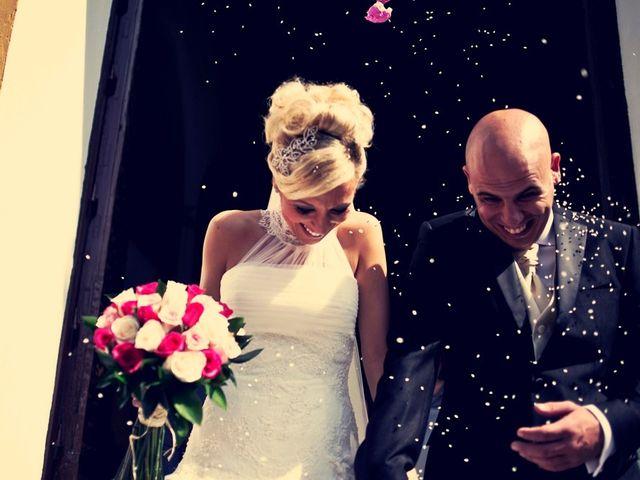 La boda de Cristina y Vito