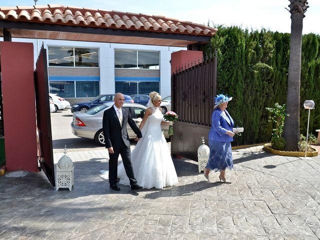 La boda de Vito y Cristina en Guillena, Sevilla 77