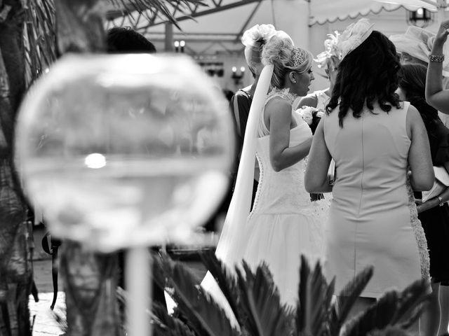 La boda de Vito y Cristina en Guillena, Sevilla 79