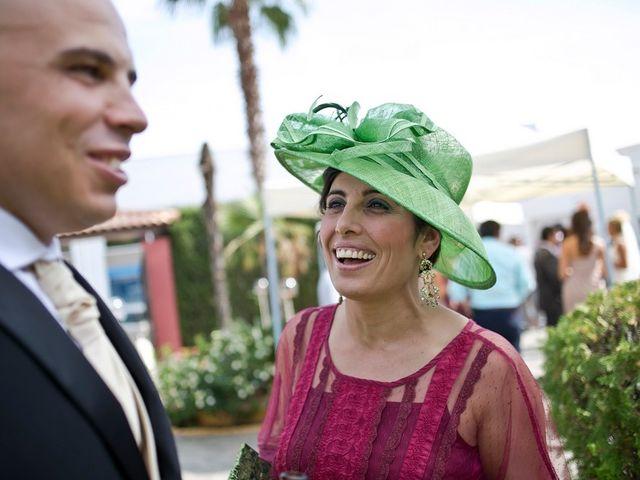 La boda de Vito y Cristina en Guillena, Sevilla 81