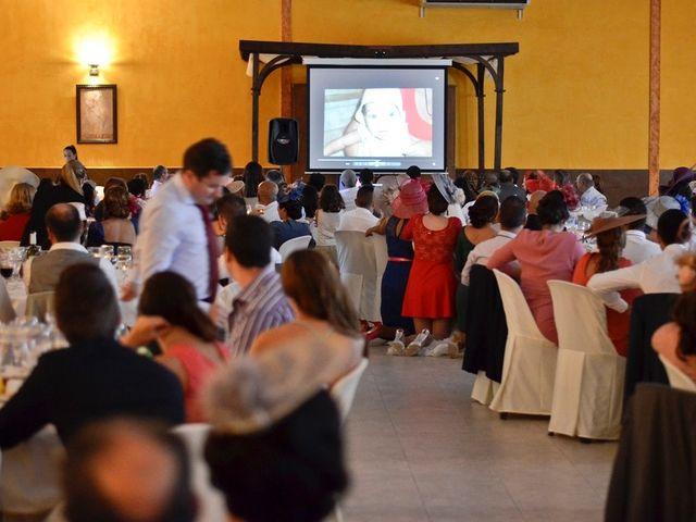 La boda de Vito y Cristina en Guillena, Sevilla 94
