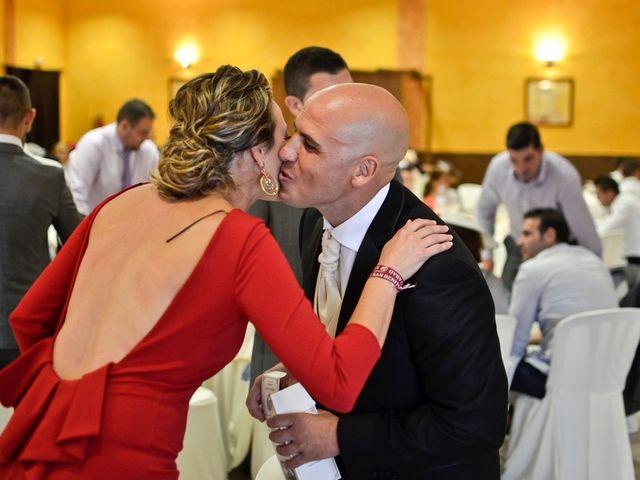 La boda de Vito y Cristina en Guillena, Sevilla 98
