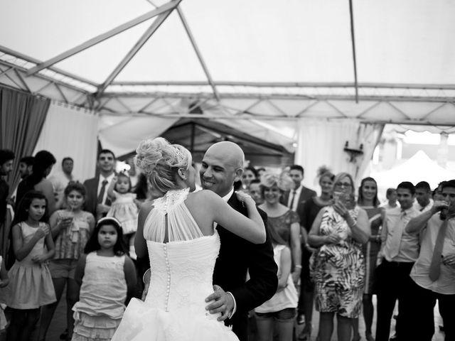 La boda de Vito y Cristina en Guillena, Sevilla 104