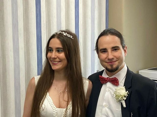La boda de Víctor y Cristina  en Zaragoza, Zaragoza 3