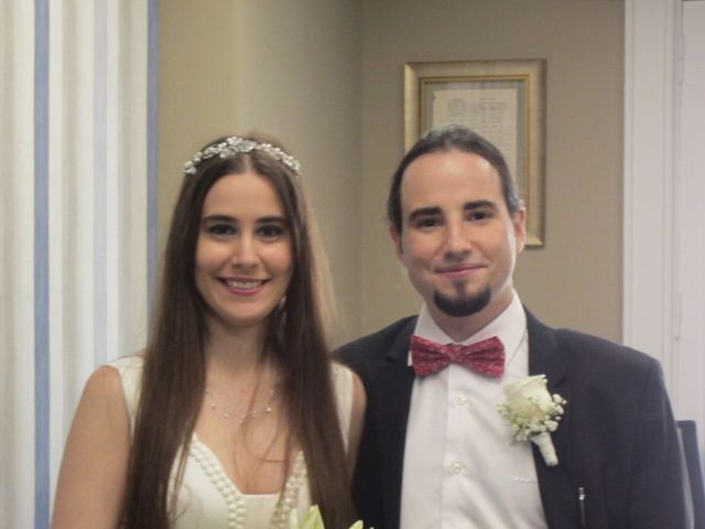 La boda de Víctor y Cristina  en Zaragoza, Zaragoza 4