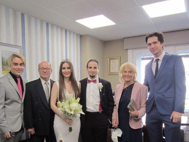 La boda de Víctor y Cristina  en Zaragoza, Zaragoza 5