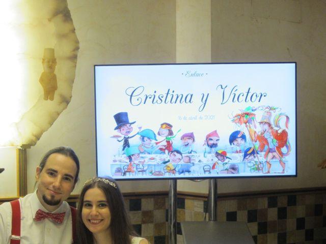 La boda de Víctor y Cristina  en Zaragoza, Zaragoza 7