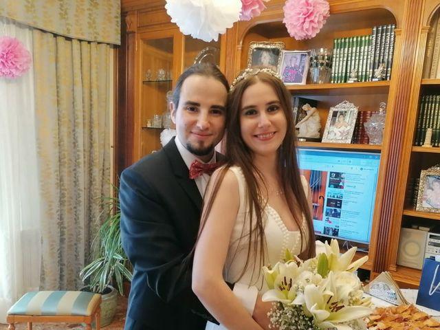 La boda de Víctor y Cristina  en Zaragoza, Zaragoza 9