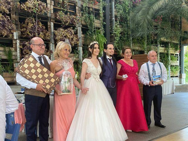 La boda de Víctor y Cristina  en Zaragoza, Zaragoza 19