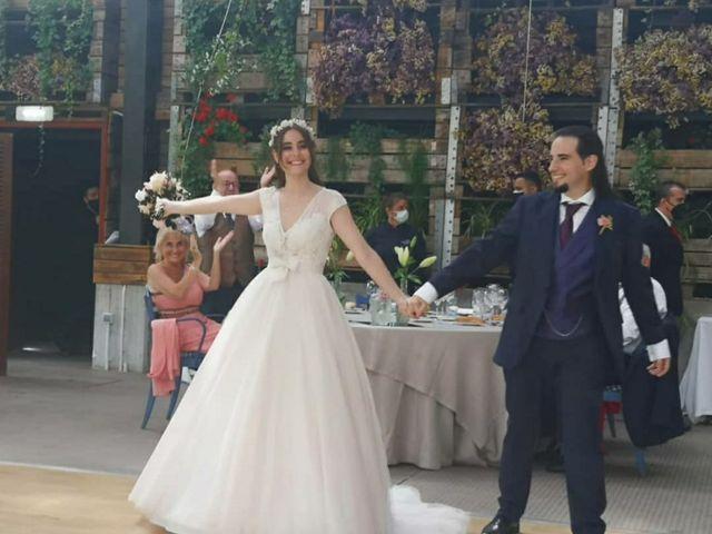 La boda de Víctor y Cristina  en Zaragoza, Zaragoza 20