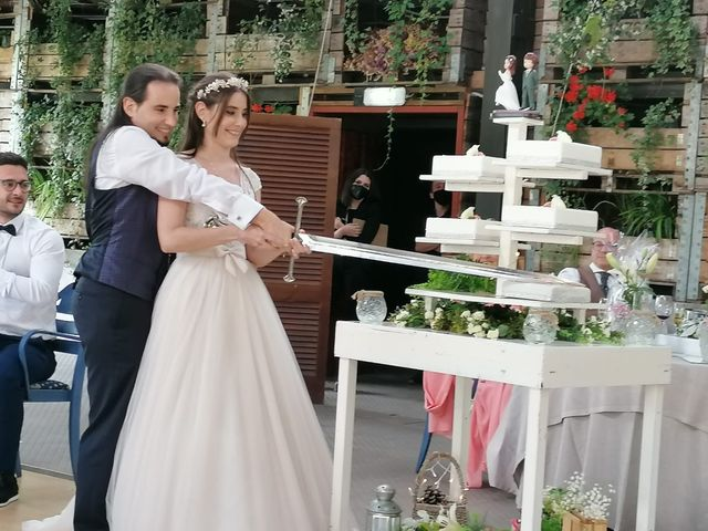 La boda de Víctor y Cristina  en Zaragoza, Zaragoza 22