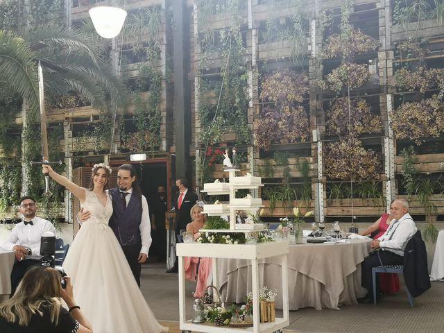 La boda de Víctor y Cristina  en Zaragoza, Zaragoza 23