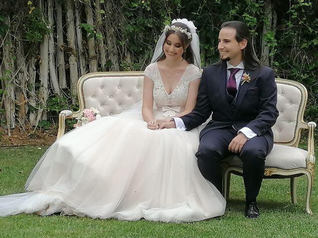 La boda de Víctor y Cristina  en Zaragoza, Zaragoza 27