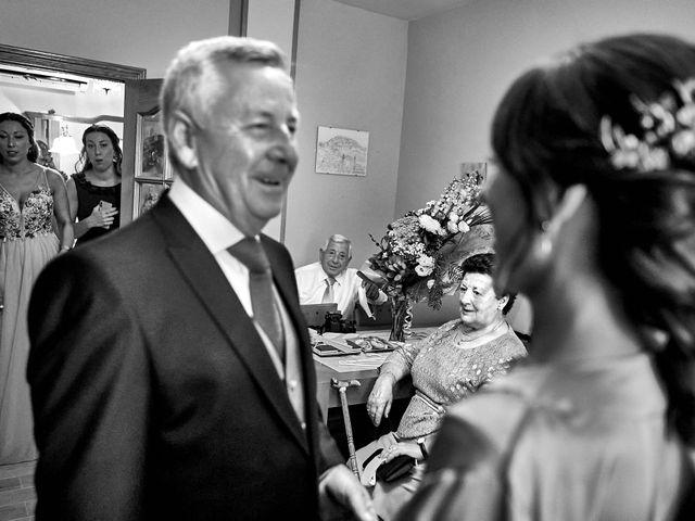 La boda de Juanma y Mirian en Cifuentes, Guadalajara 4