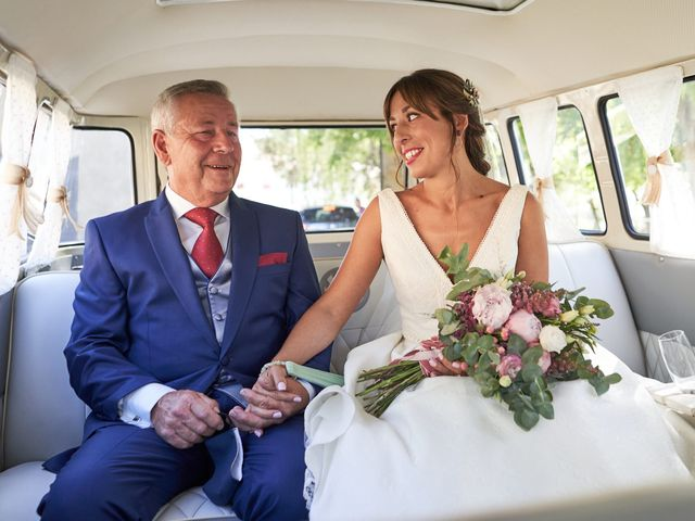 La boda de Juanma y Mirian en Cifuentes, Guadalajara 9
