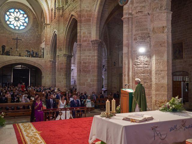 La boda de Juanma y Mirian en Cifuentes, Guadalajara 12
