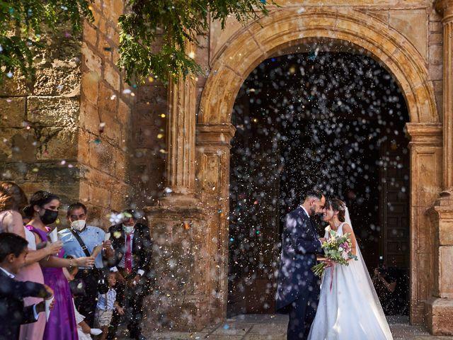 La boda de Juanma y Mirian en Cifuentes, Guadalajara 13