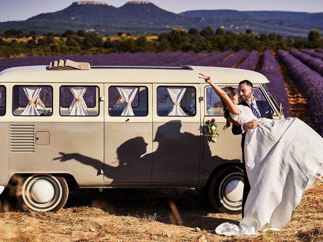 La boda de Juanma y Mirian en Cifuentes, Guadalajara 1