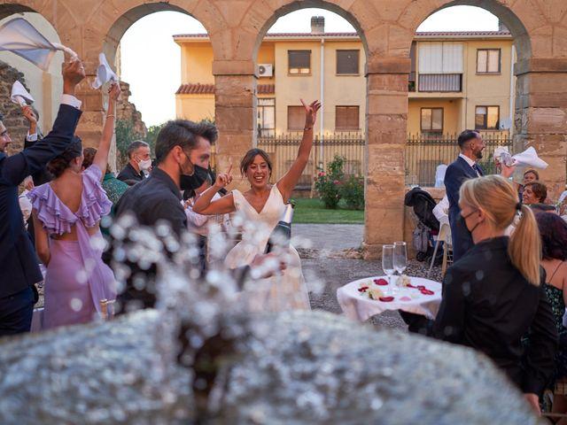 La boda de Juanma y Mirian en Cifuentes, Guadalajara 21