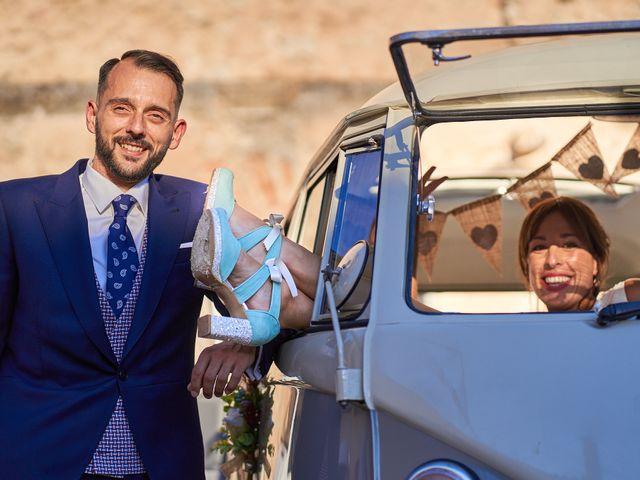 La boda de Juanma y Mirian en Cifuentes, Guadalajara 31
