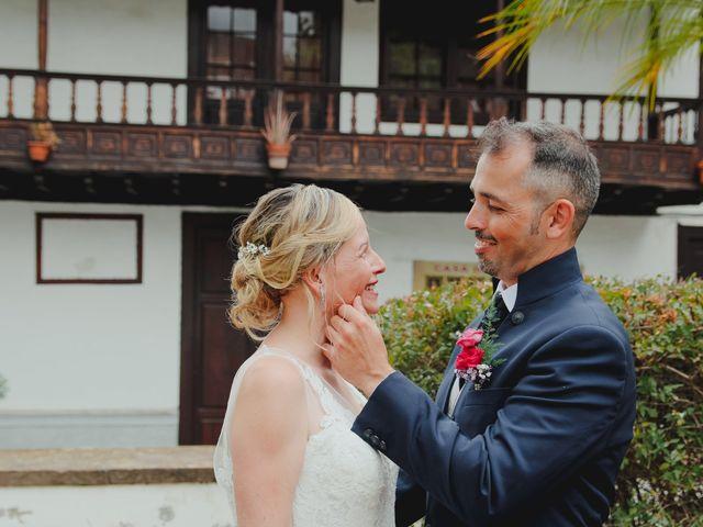 La boda de Daniel y Carol en La Orotava, Santa Cruz de Tenerife 5