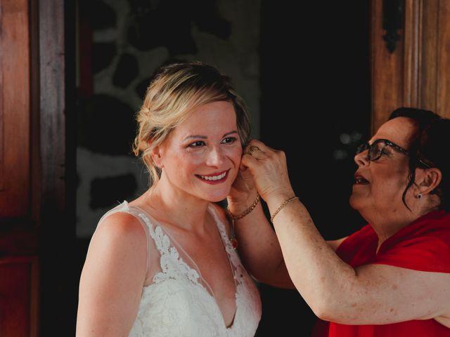 La boda de Daniel y Carol en La Orotava, Santa Cruz de Tenerife 12
