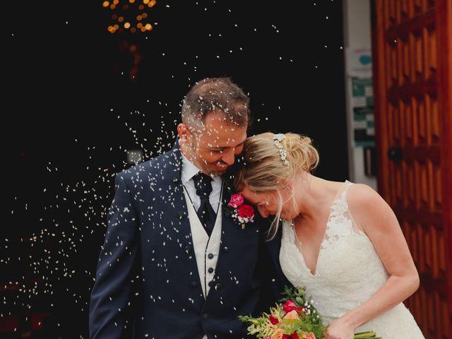 La boda de Daniel y Carol en La Orotava, Santa Cruz de Tenerife 16