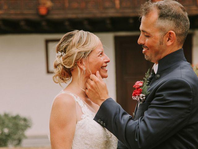 La boda de Daniel y Carol en La Orotava, Santa Cruz de Tenerife 1