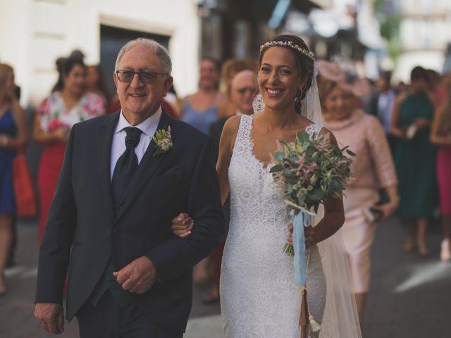 La boda de Lidia y Jose Andres en Albacete, Albacete 7