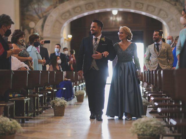La boda de Lidia y Jose Andres en Albacete, Albacete 8