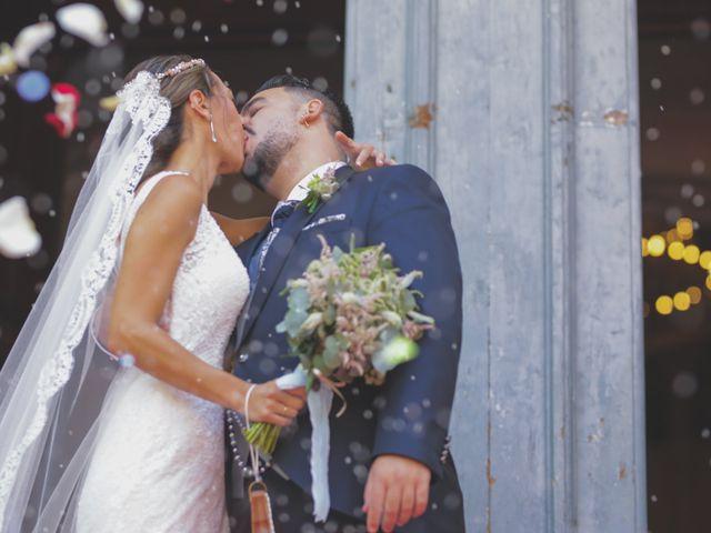 La boda de Lidia y Jose Andres en Albacete, Albacete 12