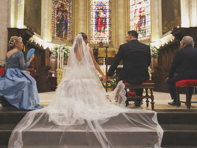 La boda de Lidia y Jose Andres en Albacete, Albacete 14