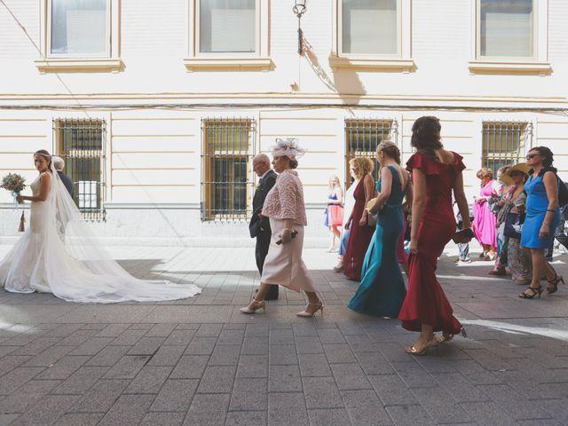 La boda de Lidia y Jose Andres en Albacete, Albacete 15