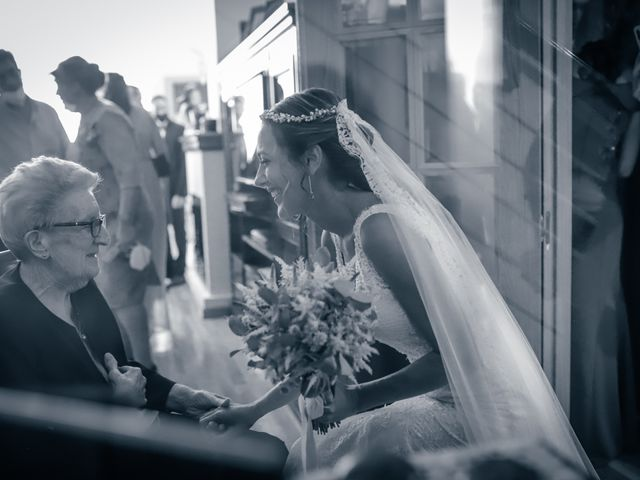 La boda de Lidia y Jose Andres en Albacete, Albacete 18