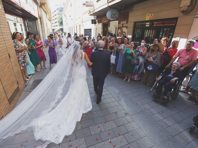 La boda de Lidia y Jose Andres en Albacete, Albacete 19