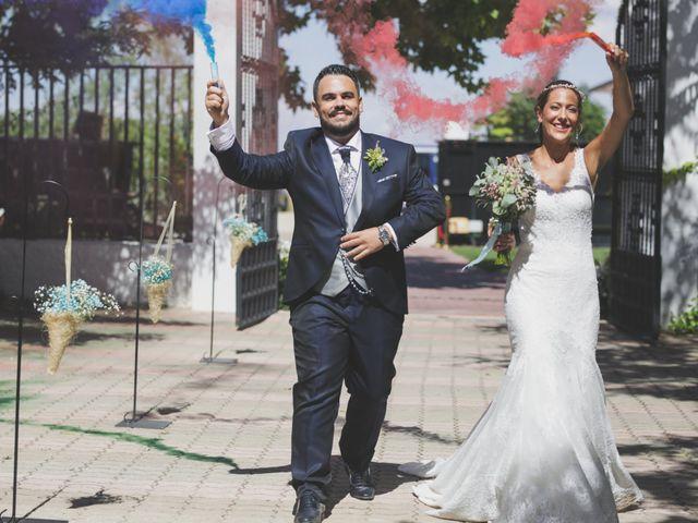 La boda de Lidia y Jose Andres en Albacete, Albacete 21