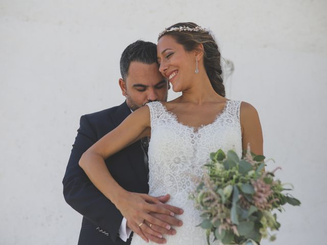 La boda de Lidia y Jose Andres en Albacete, Albacete 28