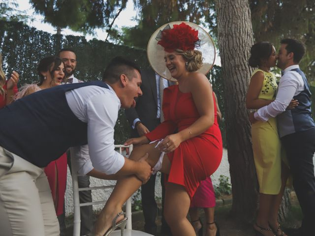 La boda de Lidia y Jose Andres en Albacete, Albacete 33