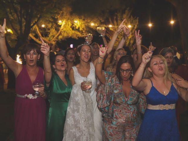 La boda de Lidia y Jose Andres en Albacete, Albacete 34