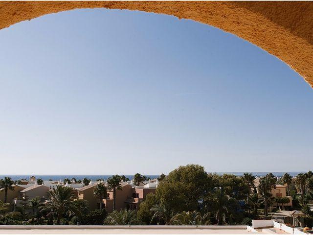 La boda de Juanfran y Marta en Zahara De Los Atunes, Cádiz 4