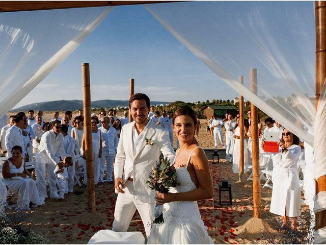 La boda de Juanfran y Marta en Zahara De Los Atunes, Cádiz 14