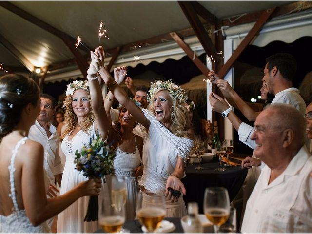 La boda de Juanfran y Marta en Zahara De Los Atunes, Cádiz 21