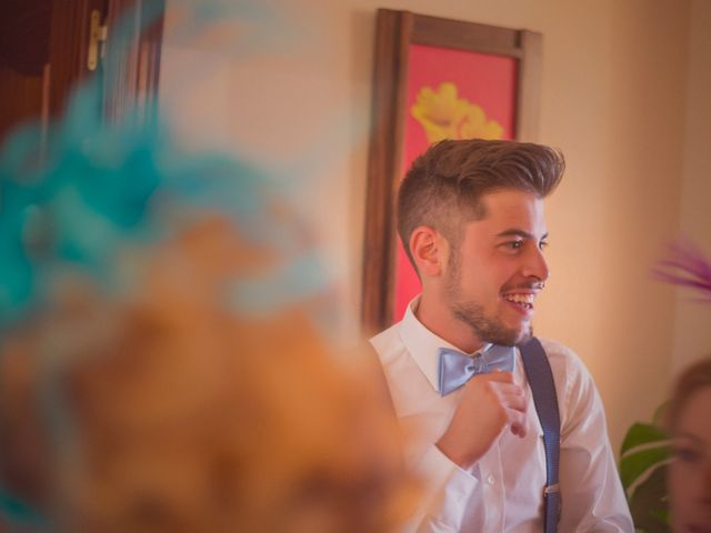 La boda de Raúl y Vicky en Almendralejo, Badajoz 5