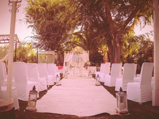 La boda de Raúl y Vicky en Almendralejo, Badajoz 9