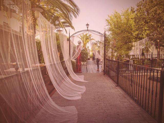 La boda de Raúl y Vicky en Almendralejo, Badajoz 10