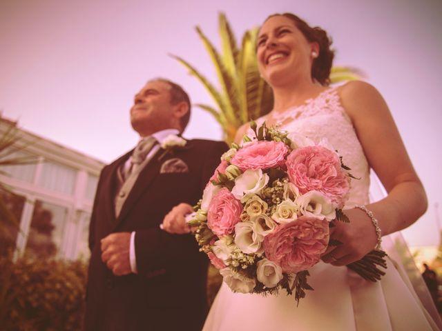 La boda de Raúl y Vicky en Almendralejo, Badajoz 11