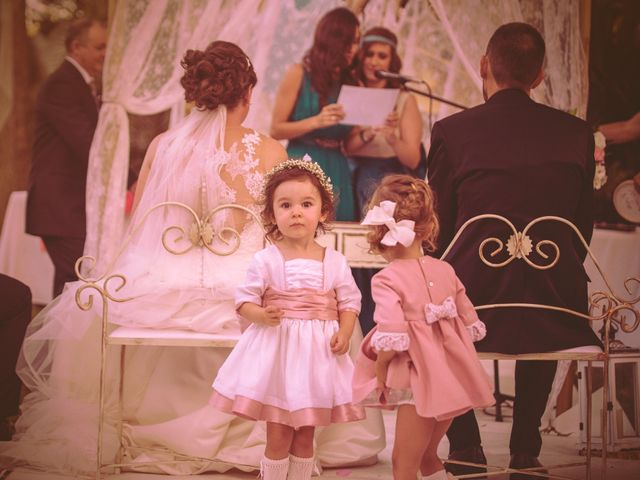 La boda de Raúl y Vicky en Almendralejo, Badajoz 12